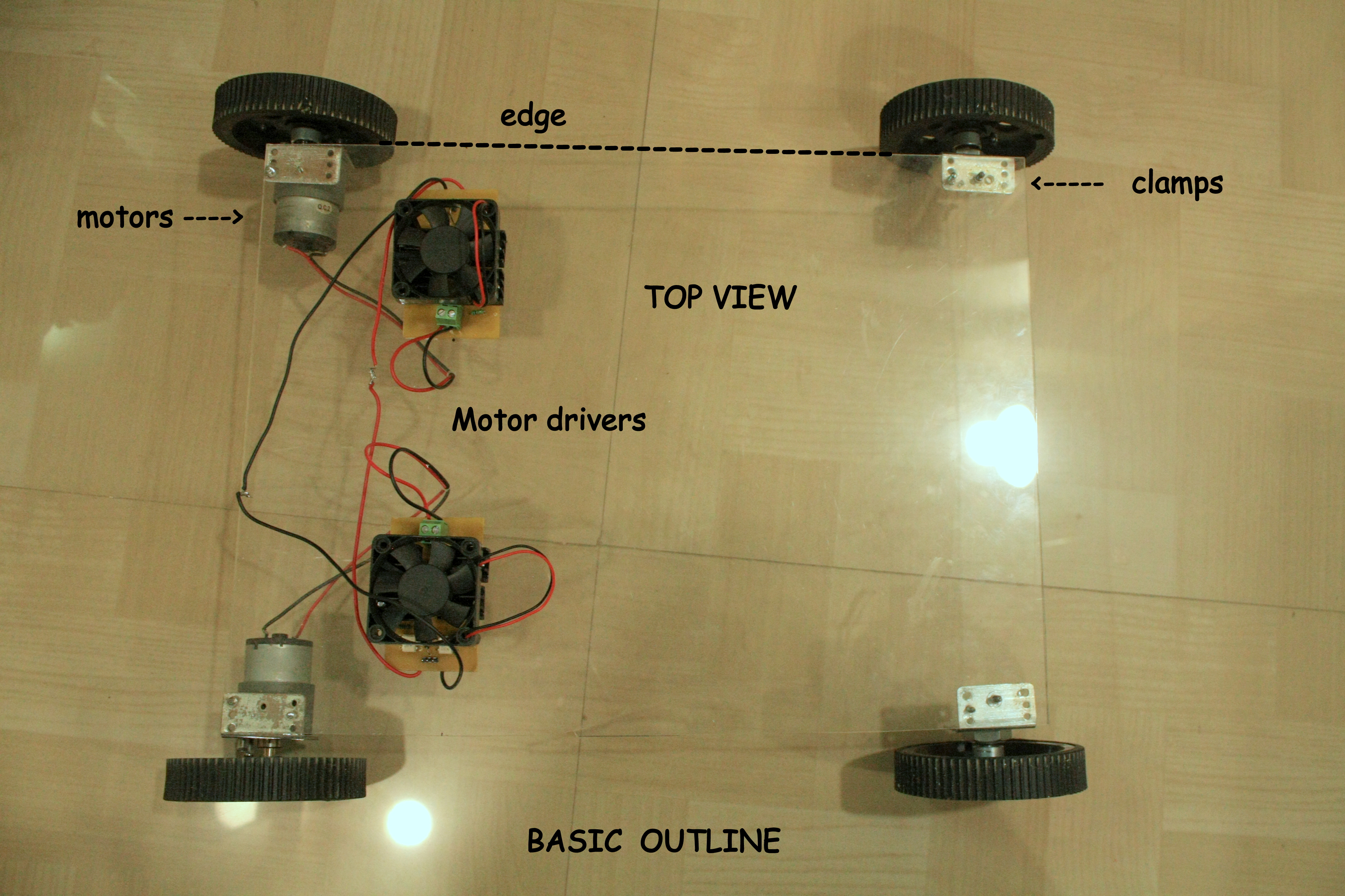 Picture of Build the Rover Platform