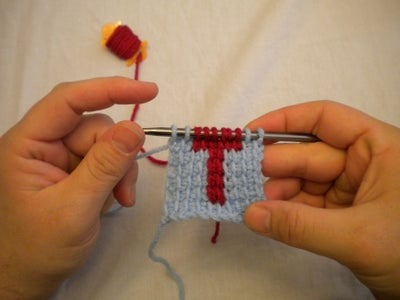 Learn to Make a Simple Tunisian Pattern
