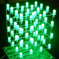 4x4x4 LED Cube