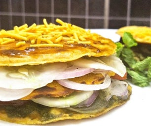 Khakhra Sandwich