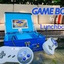 GameBoy in a Lunchbox