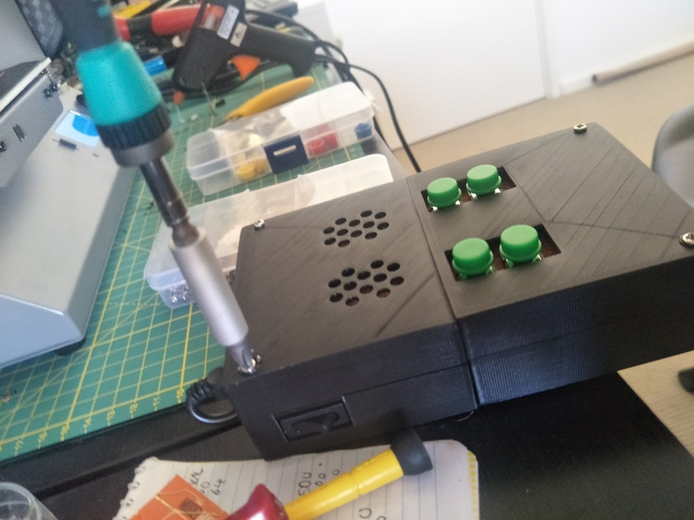(Optional) 3D Printed Case