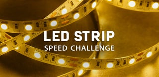 LED Strip Speed Challenge