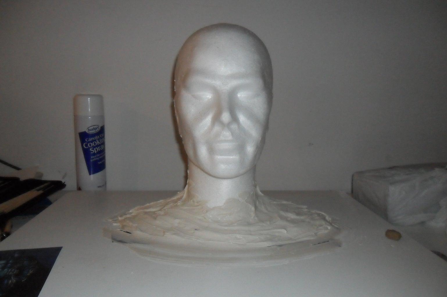 Starting the Sculpt