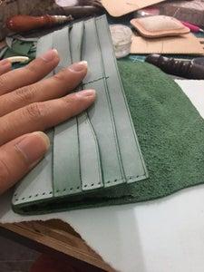 Fold and Glue the Main Body.