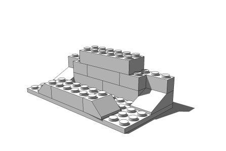 Iphone 6 Lego Dock