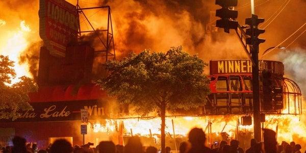 BLM: Minneapolis Aftermath