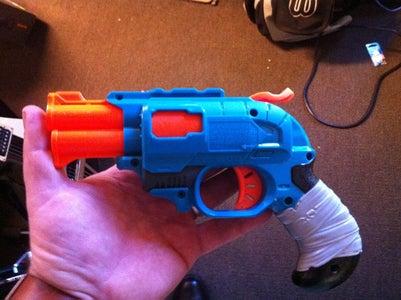 Ray Gun From Nerf!