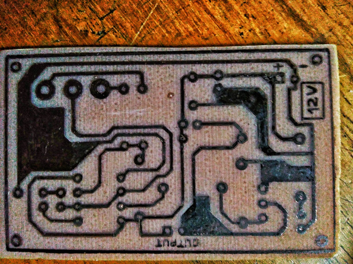 Designing the Layout on PCB