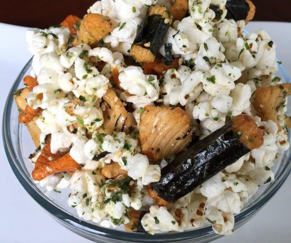 Furikaki Popcorn