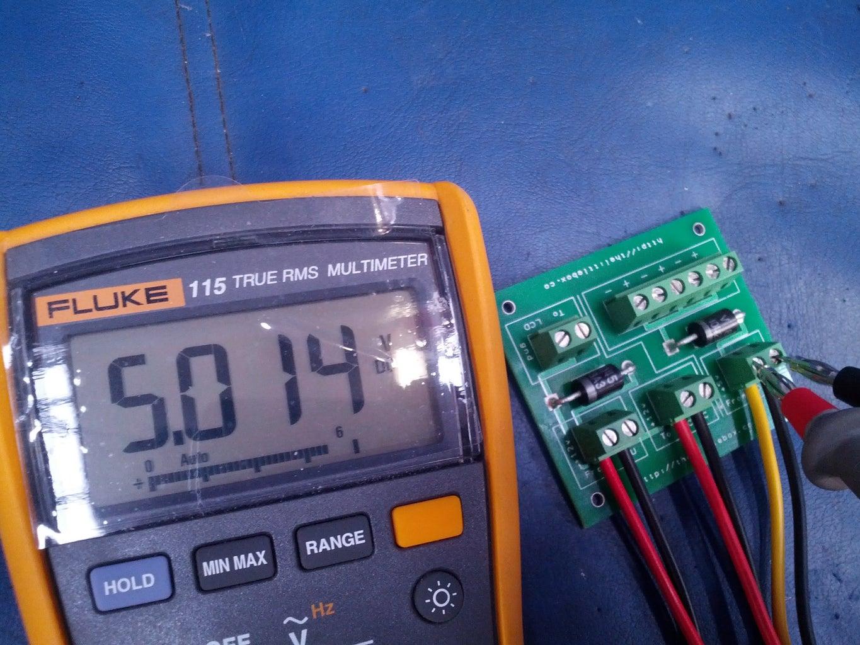 Electronics   the Power PCB