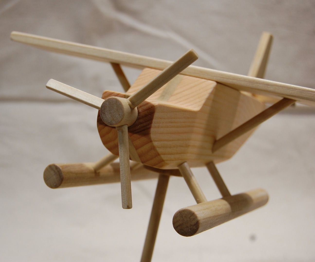 The Poplar and Plywood Plane