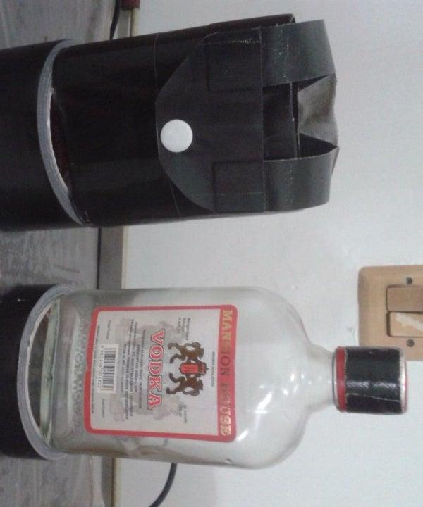 Dutc Tapes Bottle Pouch