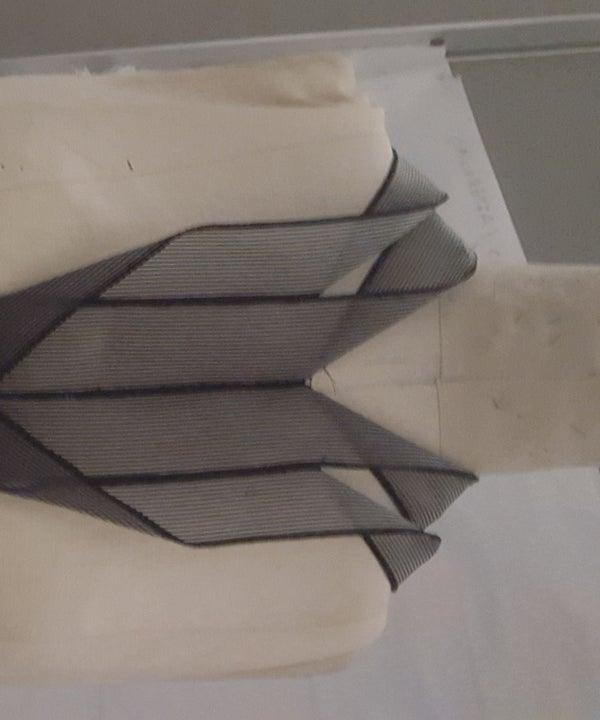 Fiber Optic Fabric Body Structure