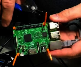 Zip-Tie Raspberry Pi Sled