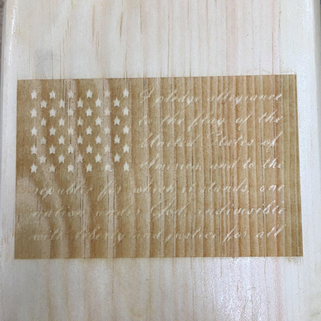 Laser Engrave