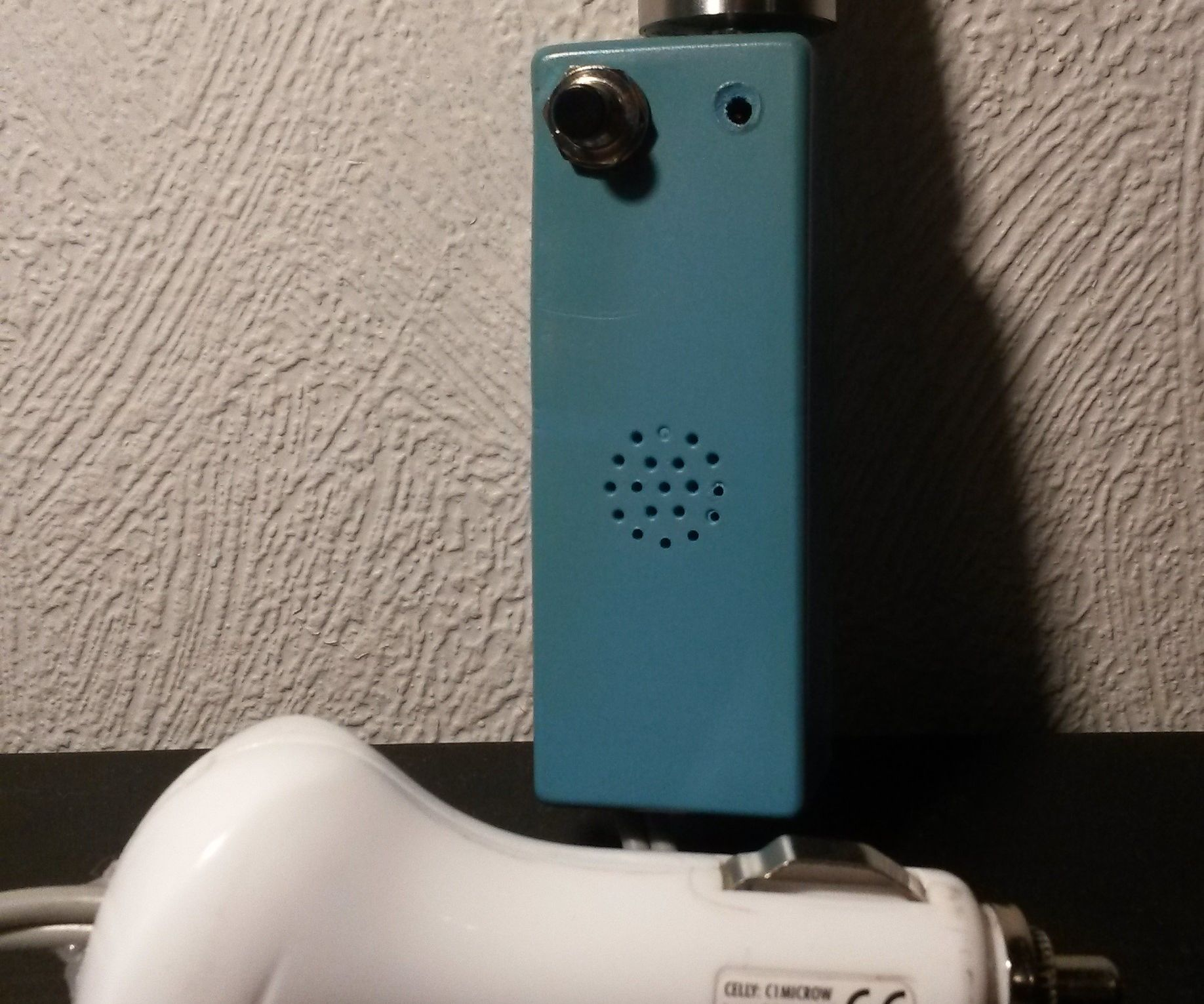 DIY 12v car E-Cig / Box mod