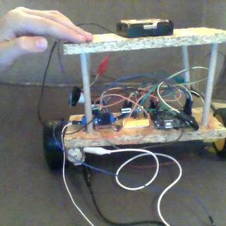Arduino Self Balancing Robot