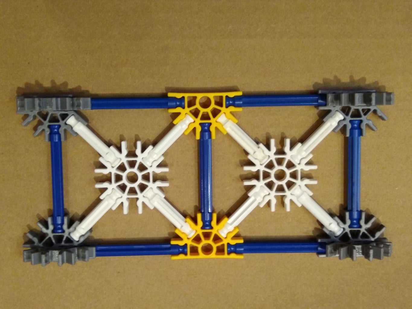 Build the Top of the Frame
