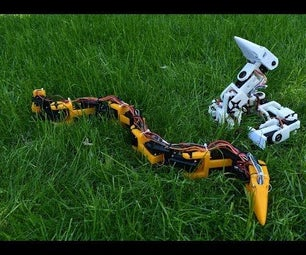 Bioinspired Robotic Snake