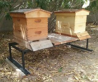 Triple Welded Beehive Stand