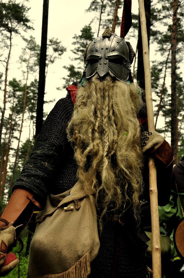 Dwarven costume