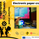 Electronic Paper Craft
