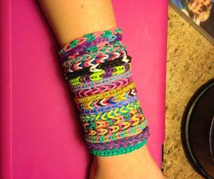 Rubberband Bracelet Ideas