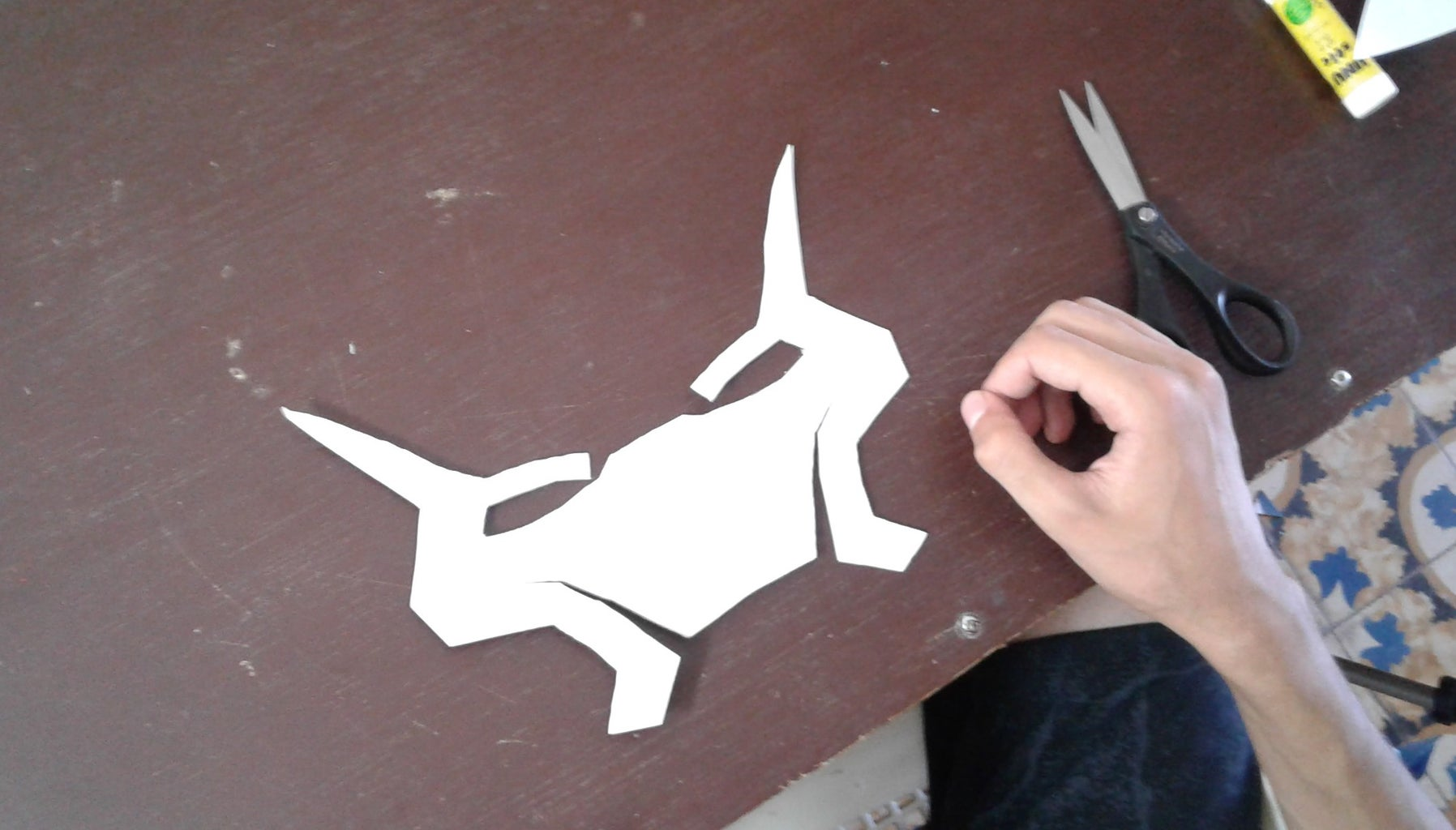 Cutting the Parts (1)