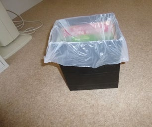 Make a Household Bin for Nearly Free