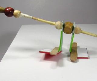 重力驱动步行机器人