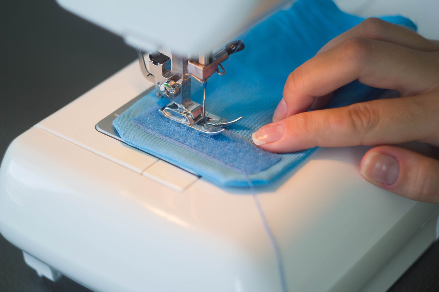 Sew the Clasp