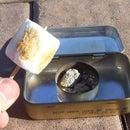 Portable Altoids Marshmallow Roaster