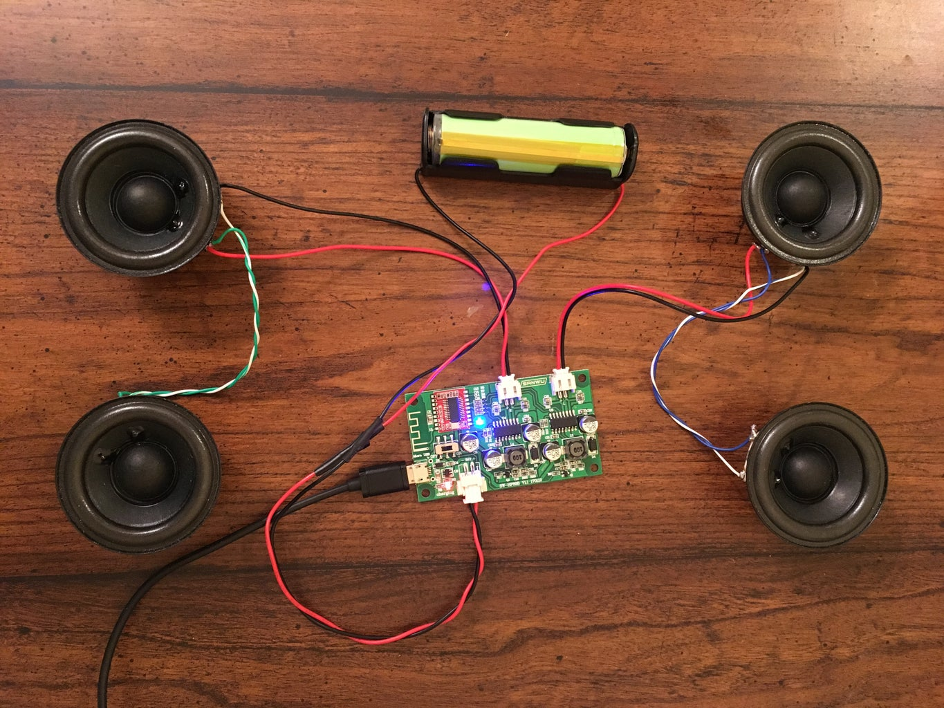 Test Your Amplifier Before Assembling
