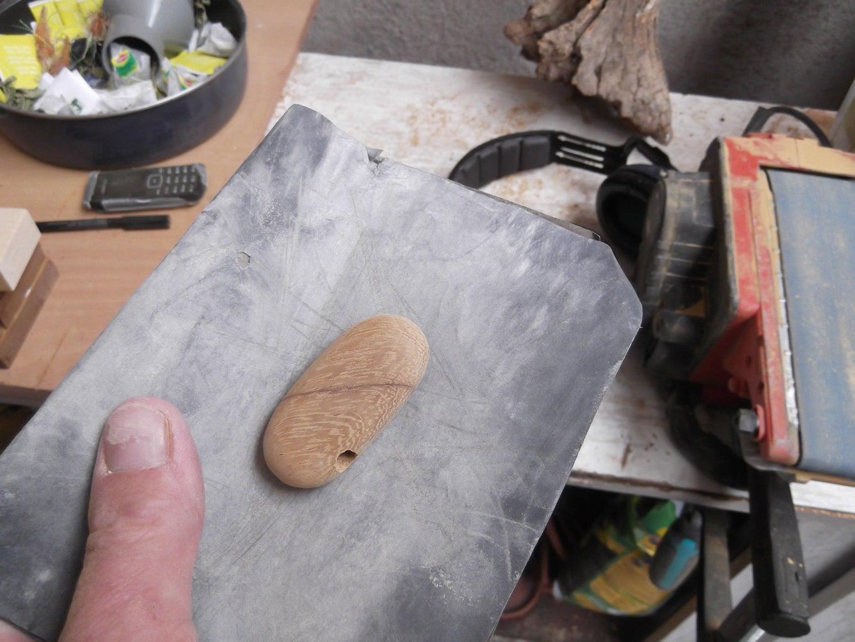 Raw-sanding