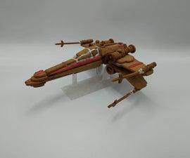 X-wing - Star Wars Gingerbread