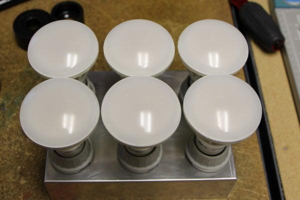 Build Your Own 3120 Lumen LED Grow Light