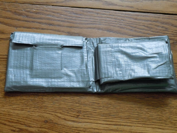 How to Make a Duct Tape Wallet.