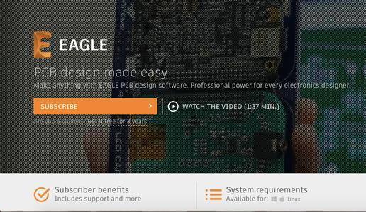 Installing EAGLE