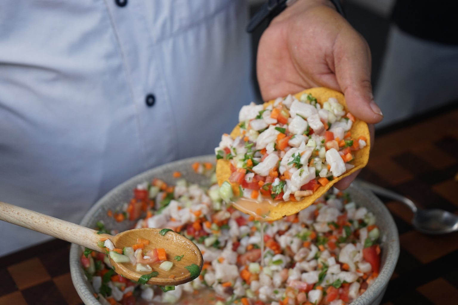 How to Make Fish Ceviche