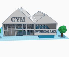 James Delvin Gym by Derrick Lai