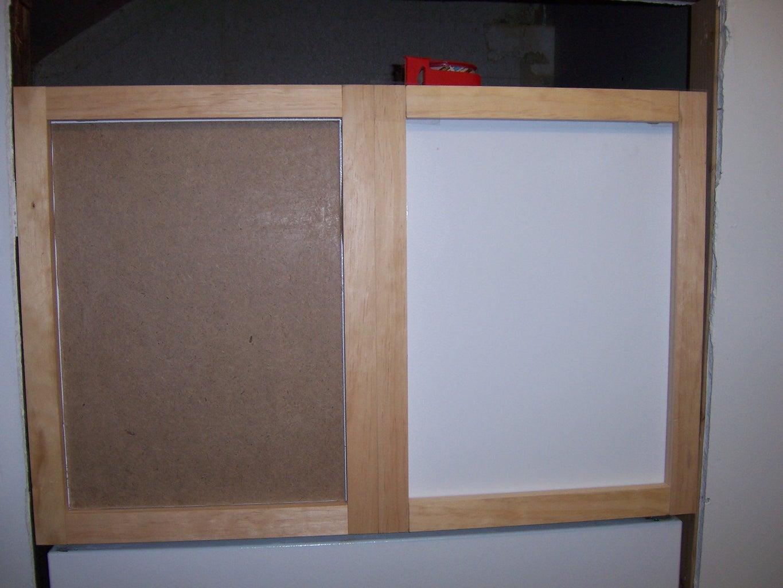 Finishing Frames, Field