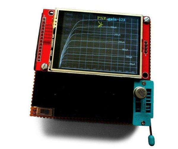 Transistor Curve Tracer