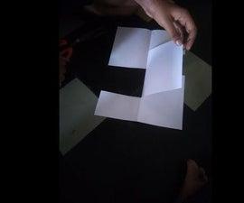 Impossible Paper Trick/Puzzle!
