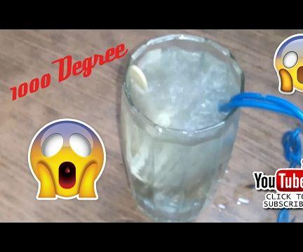 Jugaad - Easy Tricks Make Water Heater 1000 ℃ in 1 Minute