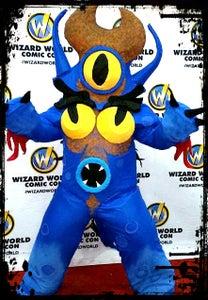 "How to Make a Big Hero 6: ""Fredzilla"" Costume"
