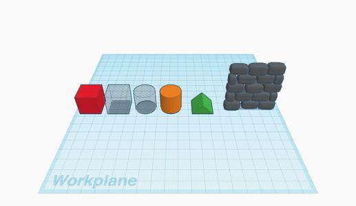 Step 1: Making the Basic Walls
