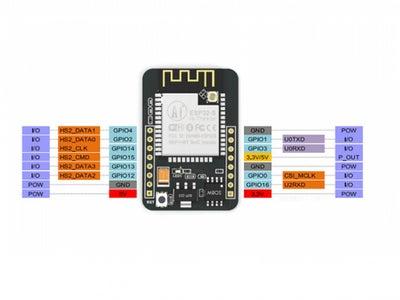 ESP32 CAM Board Specifications