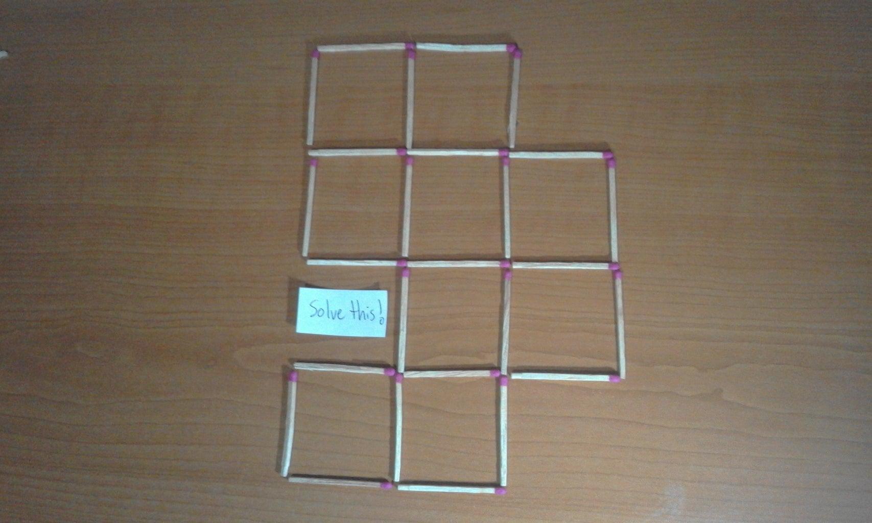 Puzzle #7 (Easy)