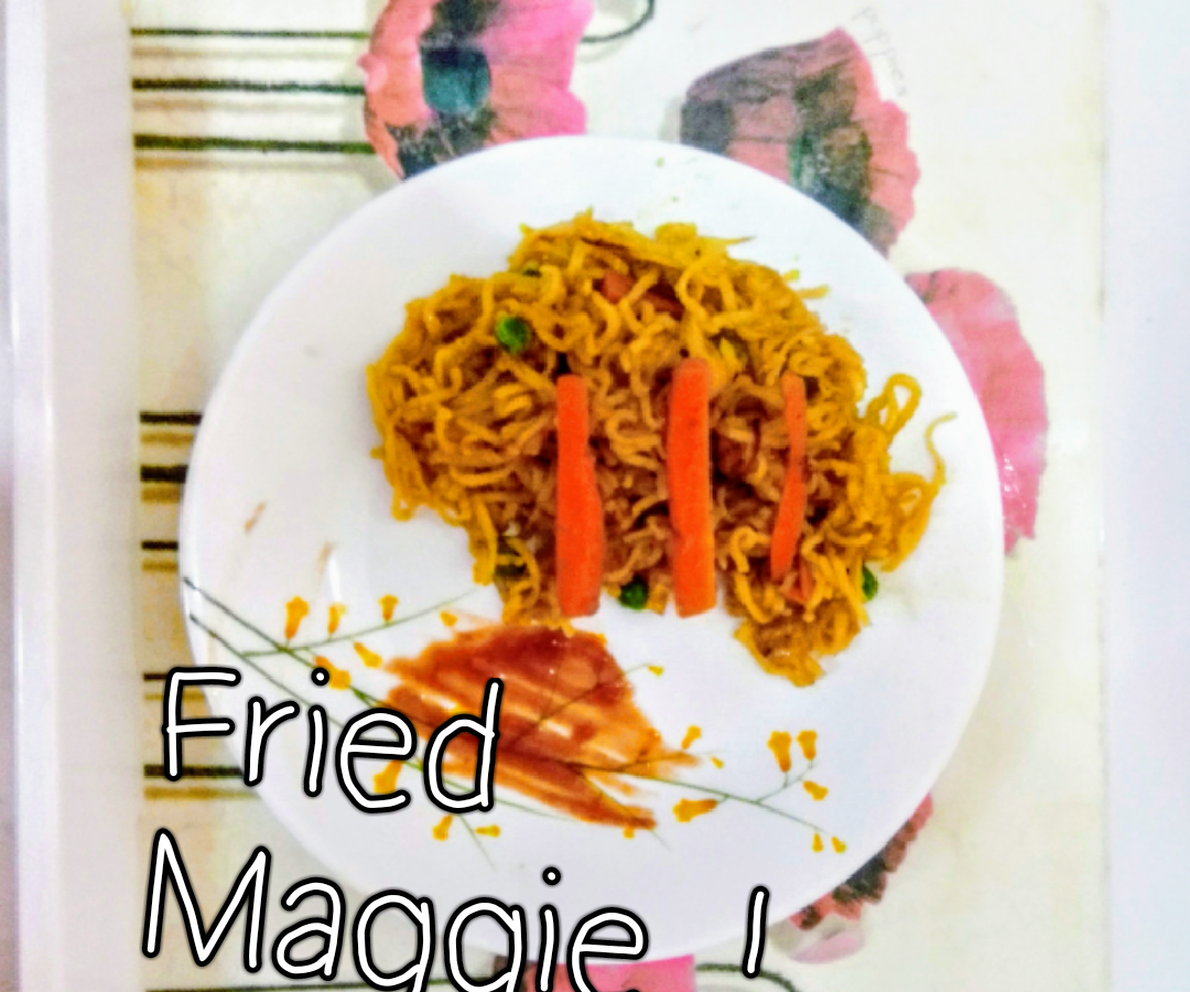 Fried Maggie